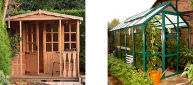 Garden buildings handyman